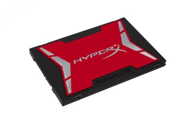 SSD KIN 120GB HyperX Savage