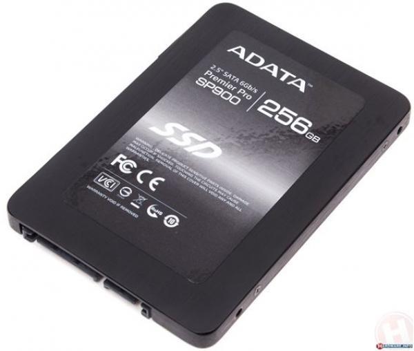 SSD disk ADATA 256GB, XPG SP900, 2.5 SATA 3