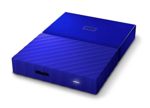 Externi hard Disk WD My Passport Blue 1TB