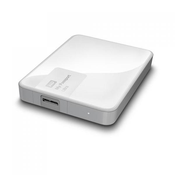 Externi hard Disk WD My Passport Ultra White 3TB