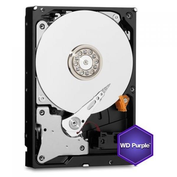Hard disk WDPurple™ 8TB WD80PUZX