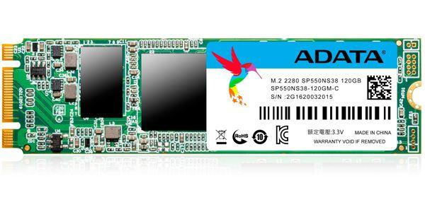 SSD AD 120GB  SP550 M.2 2280