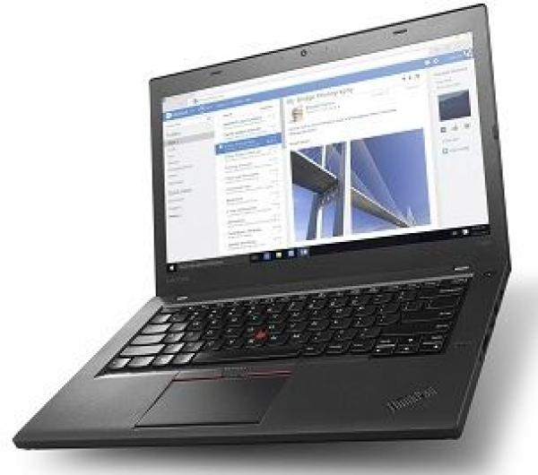 LENOVO NOT T460s, 20F9005WYA, i7-6600U, 12GB, 512 SSD, Win 10 Pro