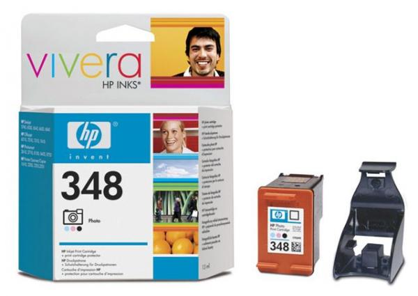 HP SUP HP INK C9369EE (No.348)13ml PHOTO