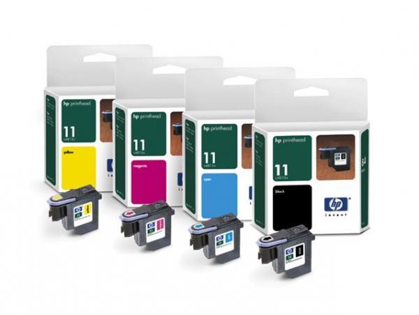 HP HP 11 Printheads