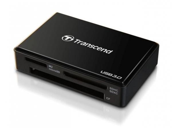 Čitač kartica Transcend All in 1 P8 USB 3.0