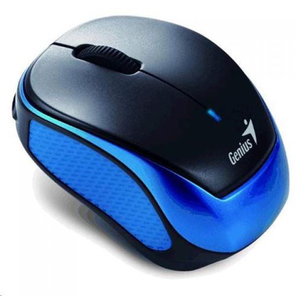 MIŠ GENIUS Micro Traveler 9000R USB plavi gloss