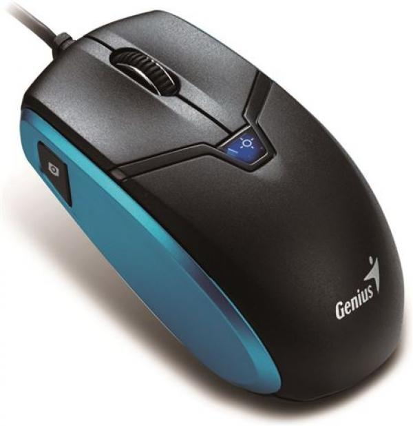 MIŠ GENIUS Cam Mouse USB Blue