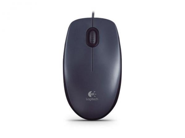 Miš Logitech M90 Black Retail 910-001794