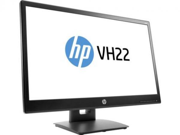 HP MON 22 VH22 Monitor 21.5, X0N05AA