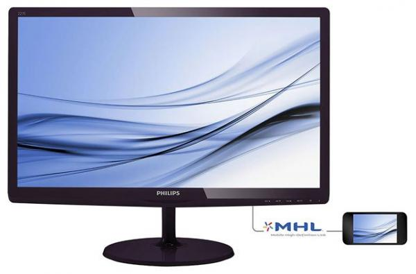 Monitor 22 Philips 227E6EDSD00