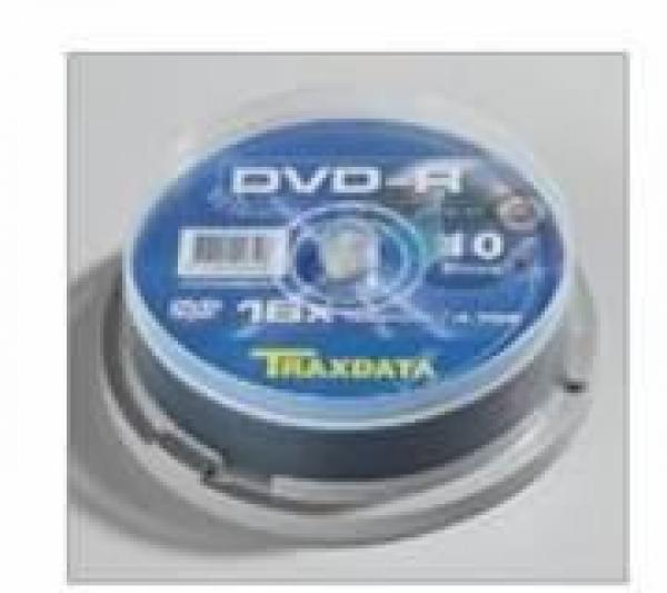 MED DVD disk TRX DVD-R 4.7GB C10