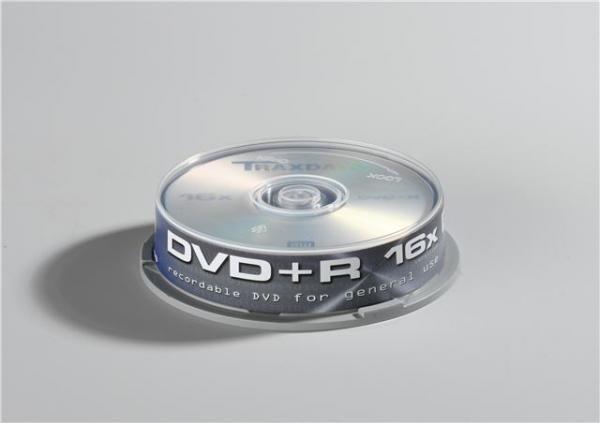 MED DVD disk TRX DVD+R 4.7GB C25