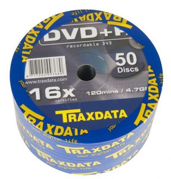 MED DVD disk TRX DVD+R 16X SP50