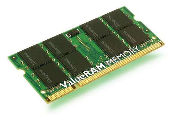 SO-DIMM DDR2 2GB 800MHz KINGSTON KVR800D2S62G
