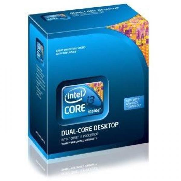 Procesor INTEL Core i3 540