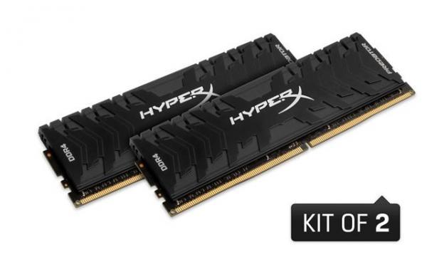 Memorija DDR4 16GB 3000MHz (2x8) HyperX NEW Predator KIN