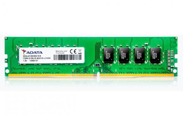 MEM DDR4  8GB 2133MHz AData AD4U213338G15-B bulk