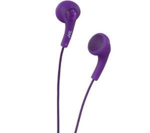 Slušalice JVC HA-F150-V-E, lila