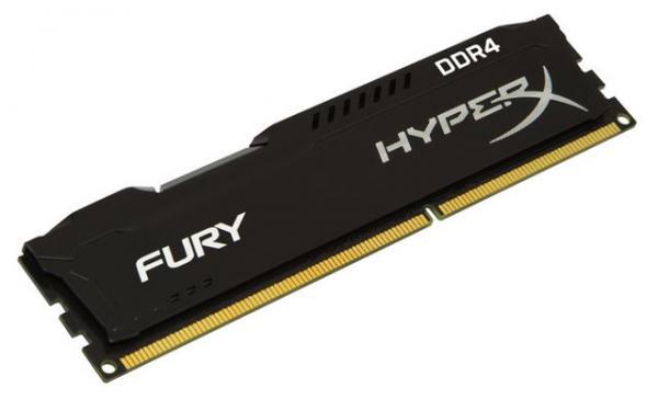 MEM DDR4 8GB 2400MHz HyperX Fury KIN