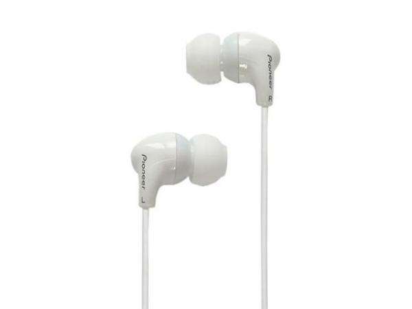Pioneer slušalice SE-CL501T-W bela
