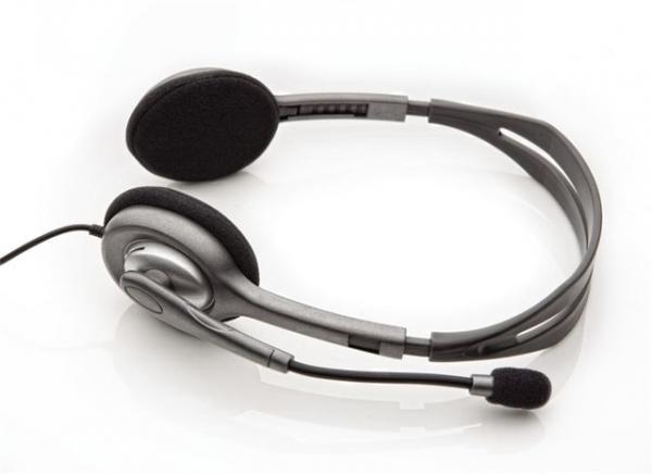 Slušalice Logitech H110 981-000271