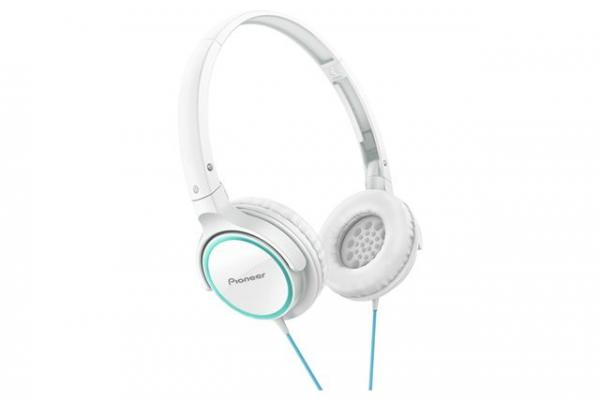Pioneer slušalice SE-MJ512-GW belazelena