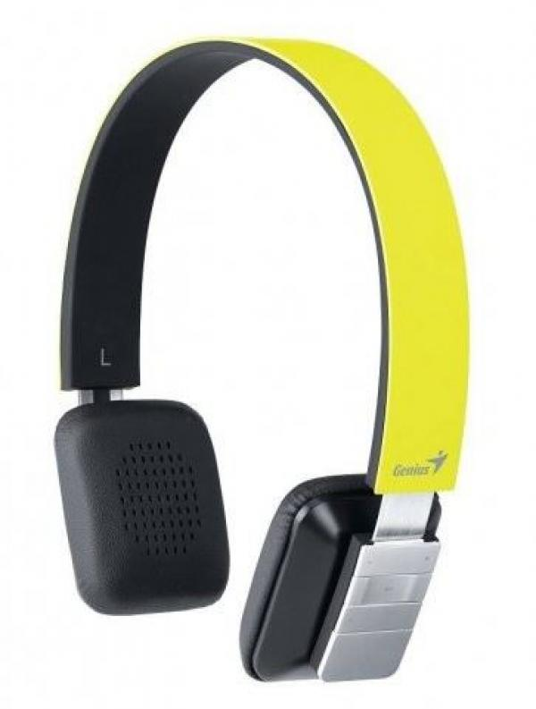SLUŠALICE Genius HS-920BT yellow