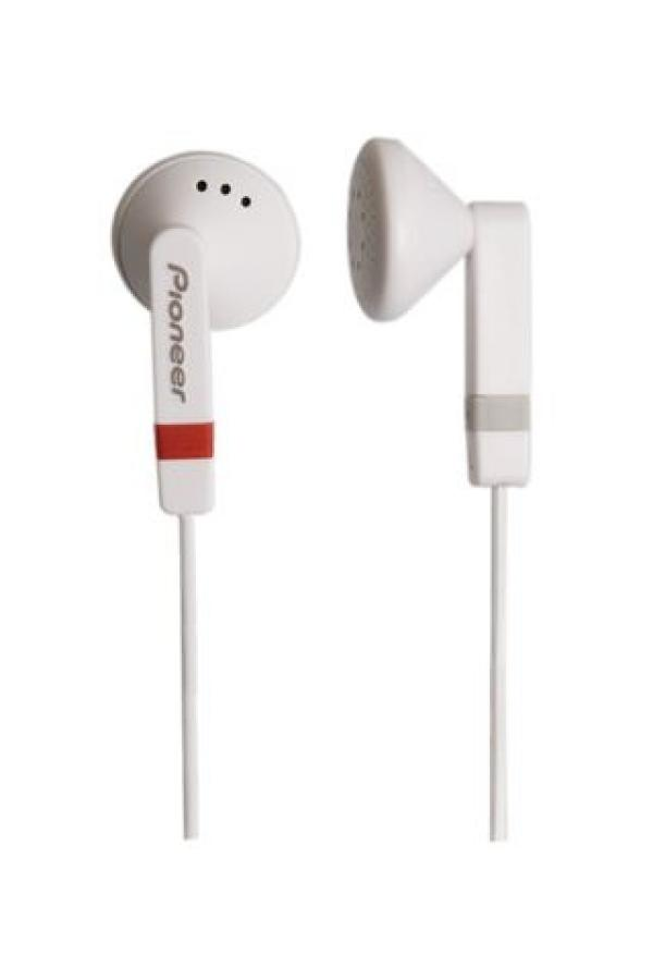 Pioneer slušalice SE-CE511-H bele