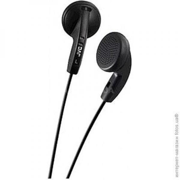 Slušalice JVC HA-F11-B-E black