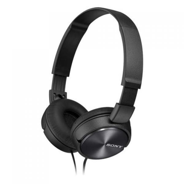 SONY slušalice MDR-ZX310B black