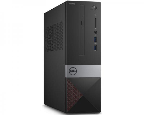 DELL Vostro 3252 Intel Celeron J3160 4-Core 1.6GHz (2.24GHz) 4GB 500GB Ubuntu + tastatura + miš 3yr NBD ODD
