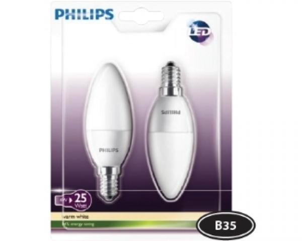 PHILIPS B35 25W 2700K E14 LED sijalica (15926B2)