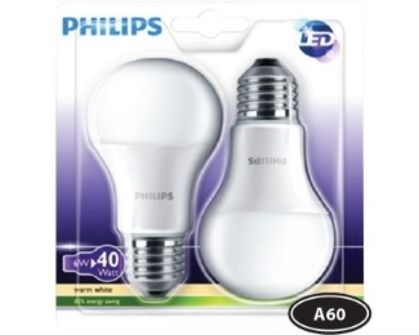 PHILIPS A60 40W 2700K E27 LED sijalica (159264B2)