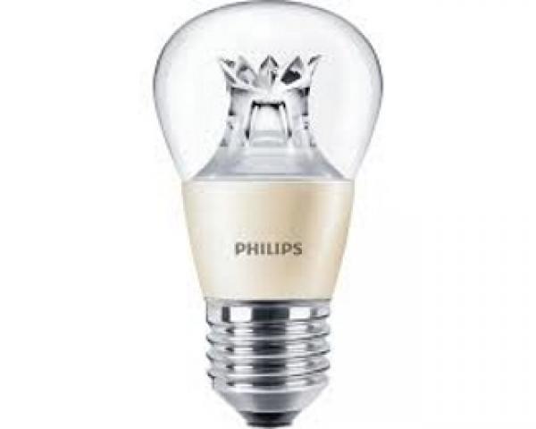 PHILIPS_ P48 dimabilna 6-40W E14 bistra LED sijalica (15941)