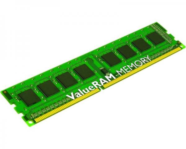 KINGSTON DIMM DDR3 4GB 1600MHz KVR16N11S8/4BK