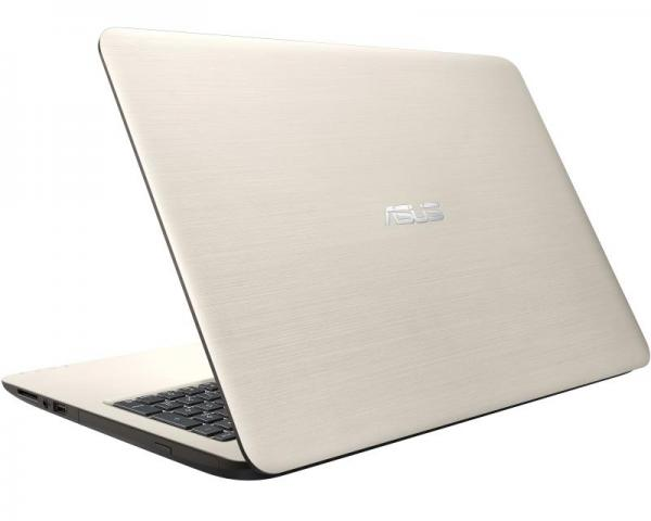 ASUS K556UA-DM956T 15.6 FHD Intel Core i5-6200U 2.3GHz (2.8GHz) 4GB 500GB Windows 10 Home 64bit ODD zlatni + miš