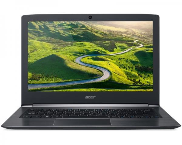 ACER Aspire S5-371T-53QY 13.3 FHD Touch Core i5-7200U 2.50GHz (3.1GHz) 8GB 256GB SSD Windows 10 Home 64bit crni