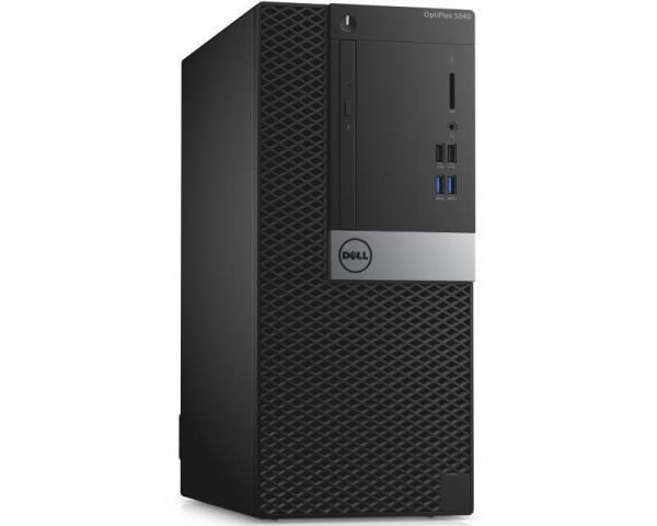 DELL OptiPlex 5040 MT Core i7-6700 4-Core 3.4GHz (4.0GHz) 8GB 500GB Windows 10 Pro 64bit + tastatura + miš 3yr NBD