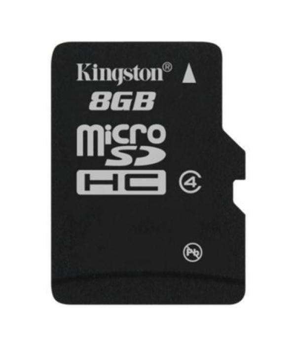 Memorijska kartica Kingston SD MICRO 8GB HC Class 4-bez adaptera KIN