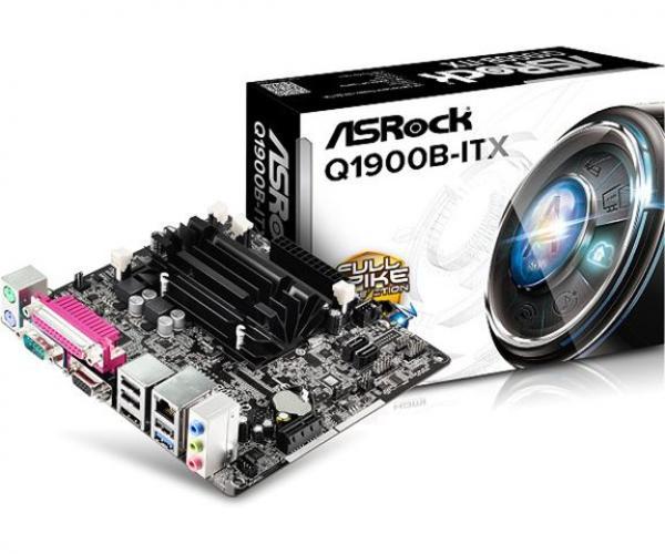 Matična ploča ASR Q1900B-ITX
