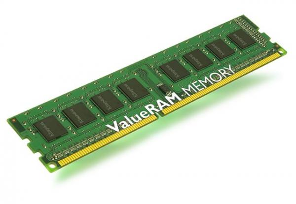 Memorija Kingston DDR3 4GB 1333MHz, KVR13N9S84