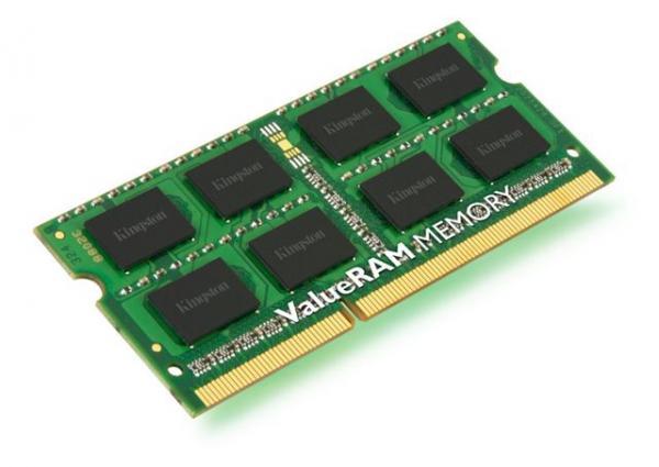 Memorija za notebook računare Kingston DDR3 4GB 1333MHz