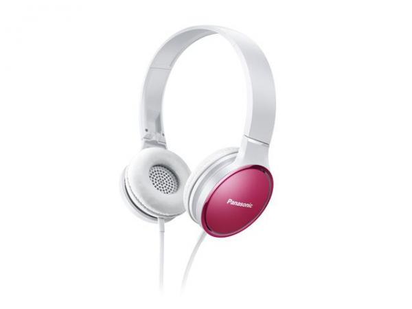 PANASONIC slušalice RP-HF300E-P pink, High-quality