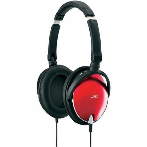 Slušalice JVC HA-S600-R-E crvena