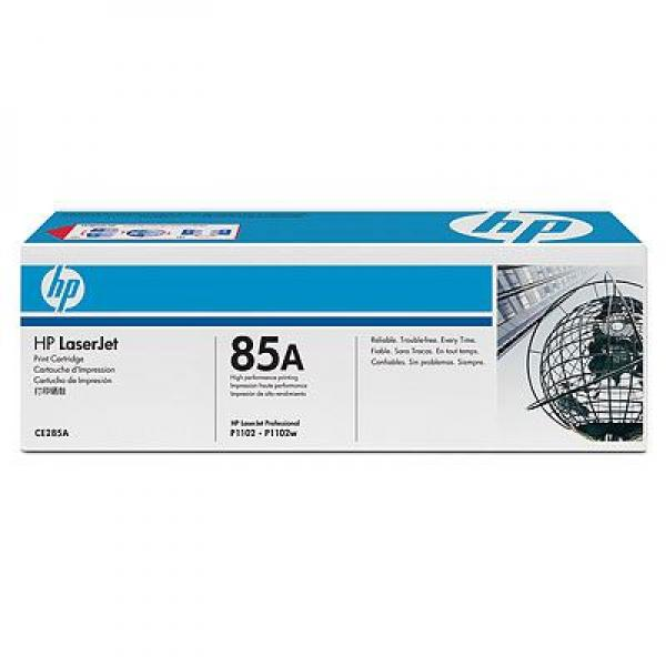 SUP HP TON CB285A 85A BLACK za P1102P1002w