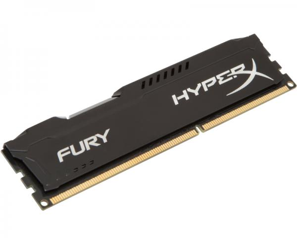 KINGSTON DIMM DDR3 4GB 1600MHz HX316LC10FB/4 HyperX Fury Black