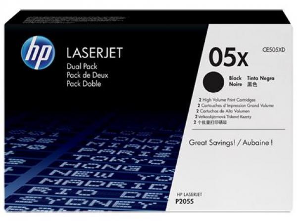 SUP HP TON CE505XD za P2055d, P2055dn