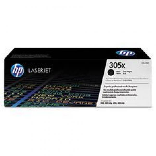 HP Toner, black, za CLJ Pro 300/400, M375, M351, M475,M451 - high capacity [CE410X]