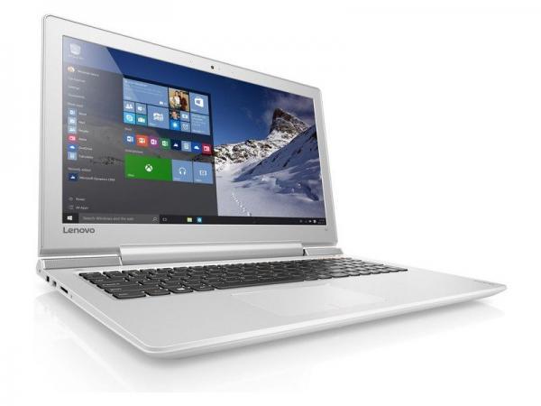 Lenovo IdeaPad 700-15ISK Intel i7-6700HQ/15.6FHD IPS AG/8GB/1TB/GTX950M-4GB/BL KB/JBL/DOS/White